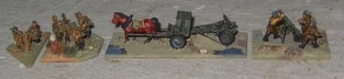 Soviet Artillery Regiment (120mm Mortar)
