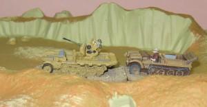 DAK 606 Flak Abteilung